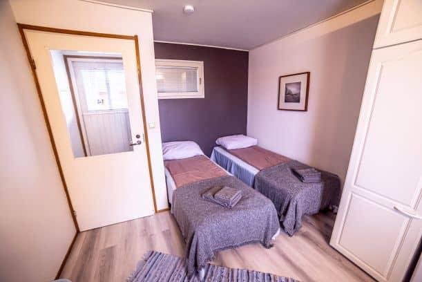 Gasthaus Ranua kahden hengen huone - majoitus Ranualla