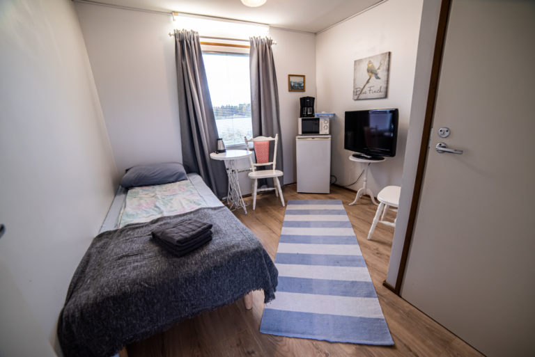 Yhden hengen huone Gasthaus Ranuassa - Arctic Guesthouse & Igloos