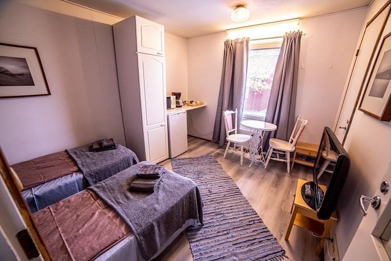 Gasthaus Ranua kahden hengen huone - Arctic Guesthouse & Igloos