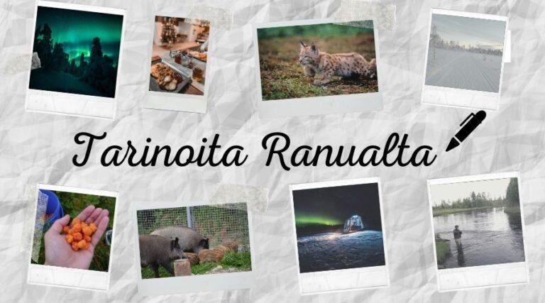 Tarinoita Ranualta matkablogi