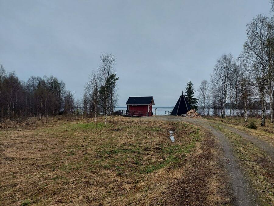 Toljanjärven uimaranta