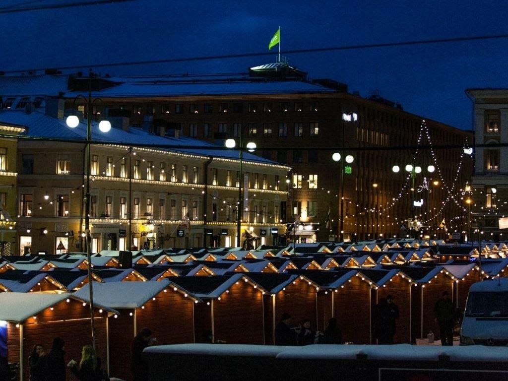 Joulumarkkinat Turussa