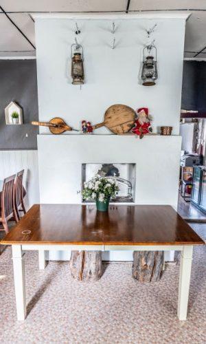 Arctic Guesthouse & Igloosin ravintola Ranualla